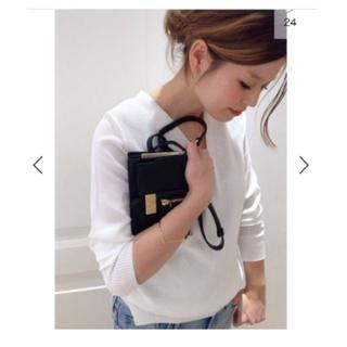 DEUXIEME CLASSE - 美品◇REBECCAMINKOFF ミニレザーバッグ