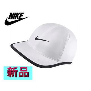 NIKE - NIKE ナイキ 子供用キャップ 帽子 ホワイト