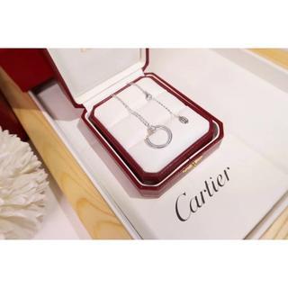 カルティエ(Cartier)のカルティエ ネックレス(ネックレス)