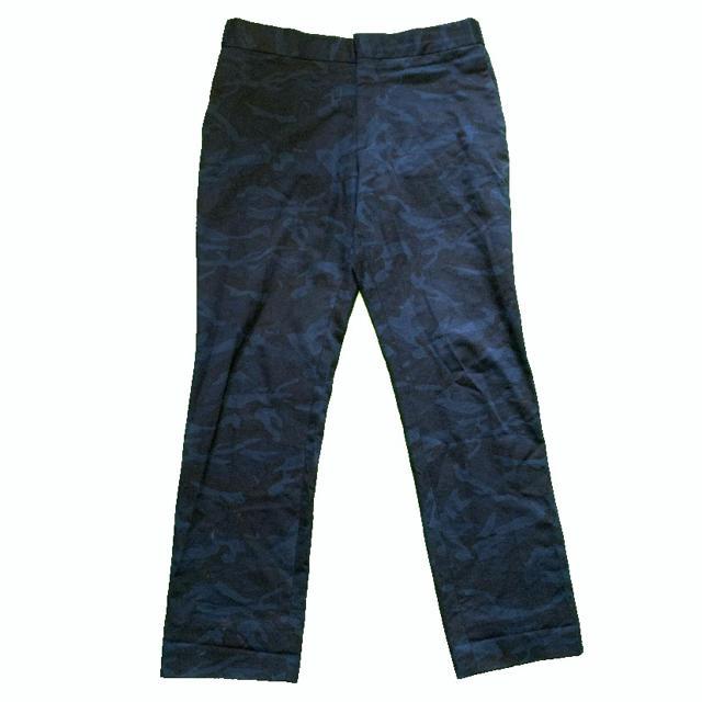 RAF SIMONS(ラフシモンズ)のRAFSIMONS 2014A/W スターリングルビー ブルーカモ パンツ メンズのパンツ(その他)の商品写真
