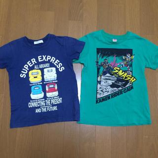 ユニクロ(UNIQLO)のUNIQLO Tシャツ 120(Tシャツ/カットソー)