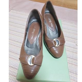 Golf 靴 21cm(ハイヒール/パンプス)