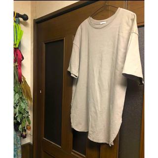 スリットビックTシャツ(Tシャツ(長袖/七分))