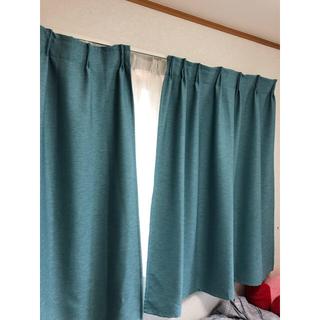 イケア(IKEA)のまいと様 専用 VILBORG ヴィルボリ IKEA遮光カーテン 腰高窓用(カーテン)