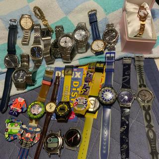 セイコー(SEIKO)のジャンク腕時計 22本 SEIKO、FROGMAN(腕時計(アナログ))