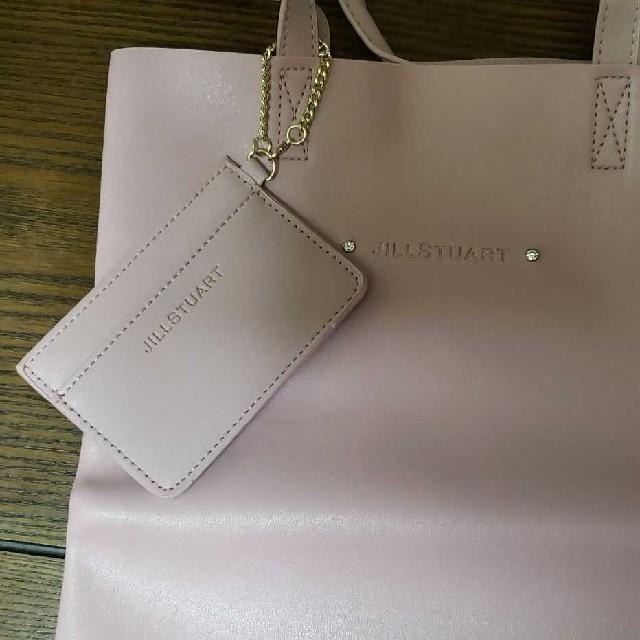 JILLSTUART(ジルスチュアート)のジルスチュアートトートバッグ レディースのバッグ(トートバッグ)の商品写真