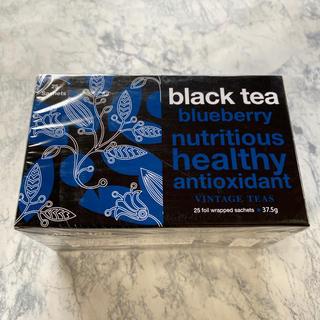 紅茶 ブルーベリー(茶)