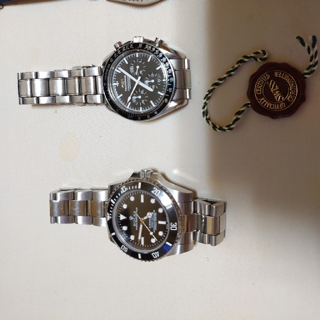 ROLEX(ロレックス)のヨシくん様専用 メンズの時計(腕時計(アナログ))の商品写真
