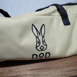 ドッペルギャンガー(DOPPELGANGER)のDOD バッグインベッド ベージュ ドッペルギャンガー(寝袋/寝具)