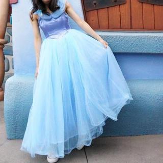 ディズニー(Disney)の実写版シンデレラ ドレス ディズニーハロウィン 仮装(衣装)