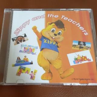 ディズニー(Disney)のDWE zippy and the teachers DVD ディズニー 英語(知育玩具)