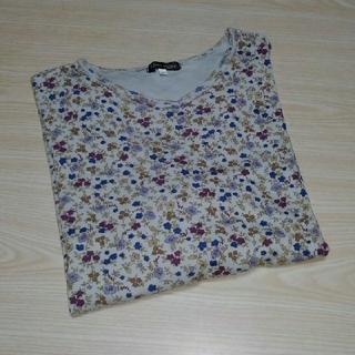ニッセン(ニッセン)のレディース大きいサイズ 6L ニッセン(Tシャツ(長袖/七分))