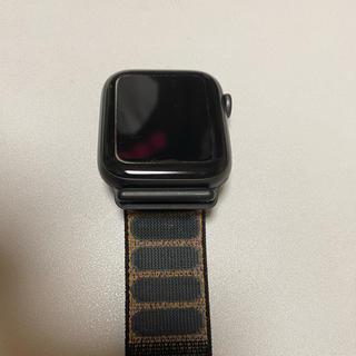 アップルウォッチ(Apple Watch)のApple Watch series4 GPS+ Cellularモデル(腕時計(デジタル))