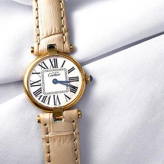 Cartier - 【仕上済】カルティエ ヴァンドーム オパラン SM レディース 腕時計