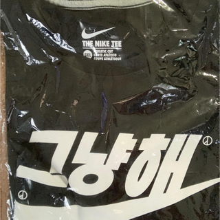 PEACEMINUSONE - NIKE peaceminusone韓国限定Tシャツ