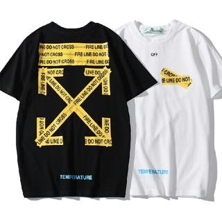 オフホワイト(OFF-WHITE)の本日値下げ off-white Tシャツ 2枚 OW04-B1(Tシャツ/カットソー(半袖/袖なし))