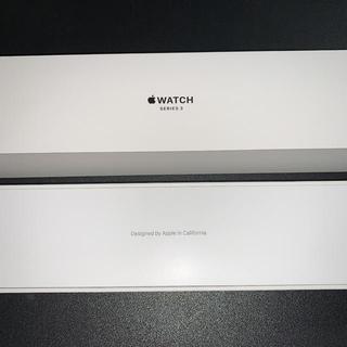 Apple Watch - Apple watch series 3 GPS 38mm