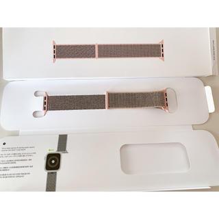 アップルウォッチ(Apple Watch)のApple Watch 純正品 44mm/42mm スポーツループ 交換バンド(腕時計(デジタル))
