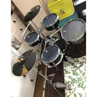 超美品購入して数ヶ月ドラム(バスドラム)