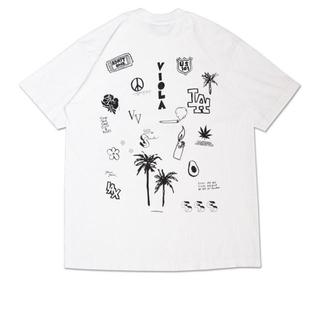 ロンハーマン(Ron Herman)のVIOLA&ROSES ヴィオラ&ローゼス(Tシャツ/カットソー(半袖/袖なし))