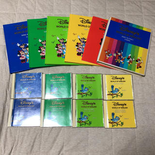 ディズニー(Disney)のDWE  シングアロング ディズニー英語システム ワールドファミリー(知育玩具)