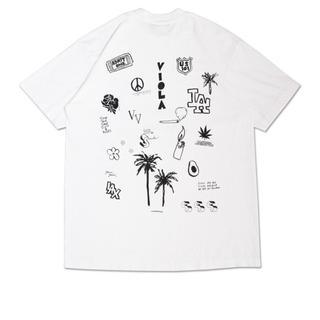 ロンハーマン(Ron Herman)のVIOLA&ROSES ヴィオラ&ローゼス (Tシャツ/カットソー(半袖/袖なし))