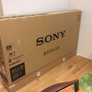 SONY - 美品 SONY BRAVIA 4K液晶テレビ 85インチ KJ-85X8500F