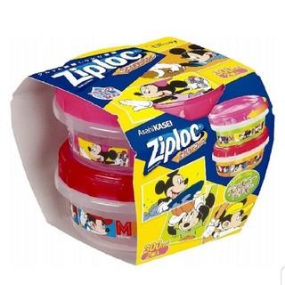 ディズニー(Disney)のジップロック スクリュー ディズニー(容器)