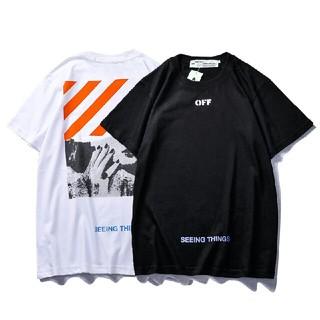 オフホワイト(OFF-WHITE)の本日値下げ off-white Tシャツ 2枚 OW021-MS4(Tシャツ/カットソー(半袖/袖なし))