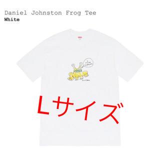 シュプリーム(Supreme)のSupreme Daniel Johnston Frog Tee (Tシャツ/カットソー(半袖/袖なし))