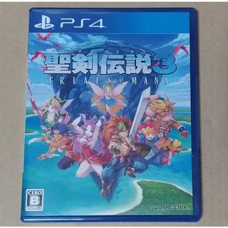 PlayStation4 - PS4 聖剣伝説3 美品