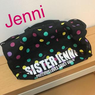 Jenni ボストンバッグ