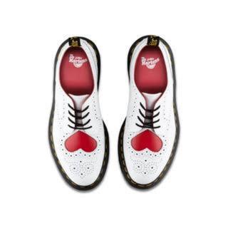 ドクターマーチン(Dr.Martens)のドクターマーチン バレンタインモデル(ブーツ)