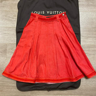 ルイヴィトン(LOUIS VUITTON)の最終 ルイヴィトン スカート(ひざ丈スカート)