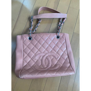 CHANEL - CHANEL チェーントート