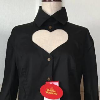 ヴィヴィアンウエストウッド(Vivienne Westwood)の新品未使用 タグ付き Vivienne westwood ラブシャツ(シャツ/ブラウス(長袖/七分))
