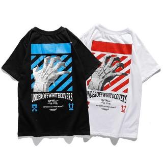 オフホワイト(OFF-WHITE)の本日値下げ off-white Tシャツ 2枚 OWUC01-A4(Tシャツ/カットソー(半袖/袖なし))