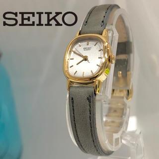 セイコー(SEIKO)のSEIKO セイコー腕時計 レディース腕時計 新品電池 アンティーク(腕時計)