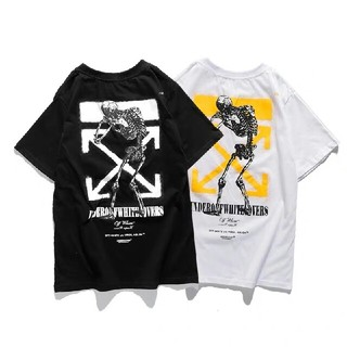 オフホワイト(OFF-WHITE)の本日値下げ off-white Tシャツ 2枚 OWUC02-A1(Tシャツ/カットソー(半袖/袖なし))