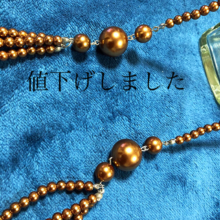 タカシマヤ(髙島屋)のネックレス✨値下げしました❗️(ネックレス)