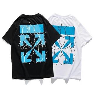 オフホワイト(OFF-WHITE)の本日値下げ off-white Tシャツ 2枚 OW0214-L4(Tシャツ/カットソー(半袖/袖なし))