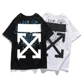 オフホワイト(OFF-WHITE)の本日値下げ off-white Tシャツ 2枚  OW544-GG1(Tシャツ/カットソー(半袖/袖なし))