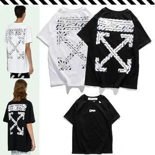 オフホワイト(OFF-WHITE)の本日値下げ off-white Tシャツ 2枚  OW54D-D1(Tシャツ/カットソー(半袖/袖なし))
