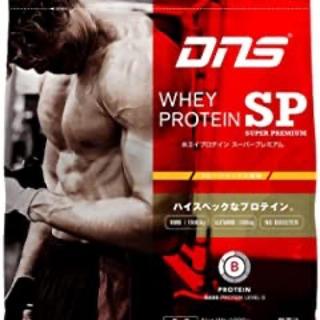 ディーエヌエス(DNS)のDNS ホエイプロテイン SP ヨーグルト味 1kg フルーツミックス1kg(プロテイン)