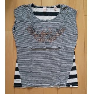 スコッチアンドソーダ(SCOTCH & SODA)のスコッチ&ソーダ リベル ボーダーTシャツ 164(Tシャツ/カットソー)