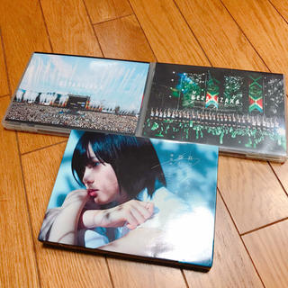 欅坂46(けやき坂46) - 欅坂46 欅共和国2017 欅共和国2018 アルバム まとめ売り
