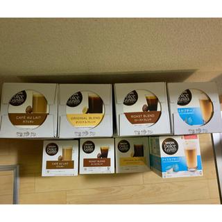 Nestle - ネスレドルチェ カプセル 19箱