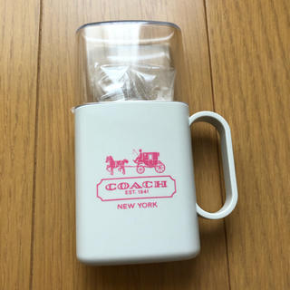 COACH - COACH コーチ 歯ブラシ セット