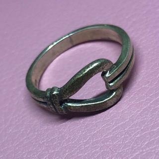 シルバー925リング silver925指輪  ベルトリング ギフト銀(リング(指輪))
