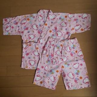 サンリオ(サンリオ)の女の子甚平100 ②(甚平/浴衣)